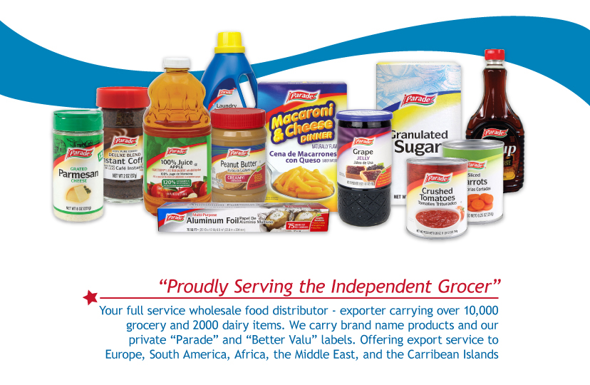 General Trading Company - Wholesale Food Distributor